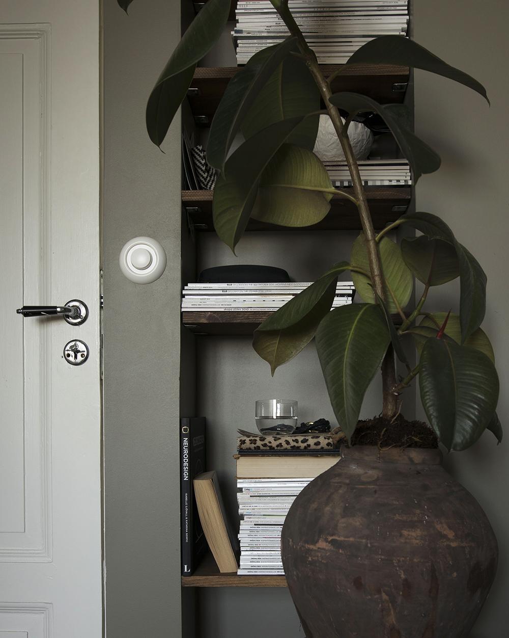 Inredningstips | Grönt i sovrummet | Daniella Witte