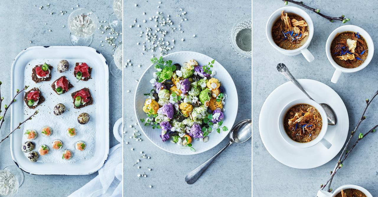 6 recept med smak av våren