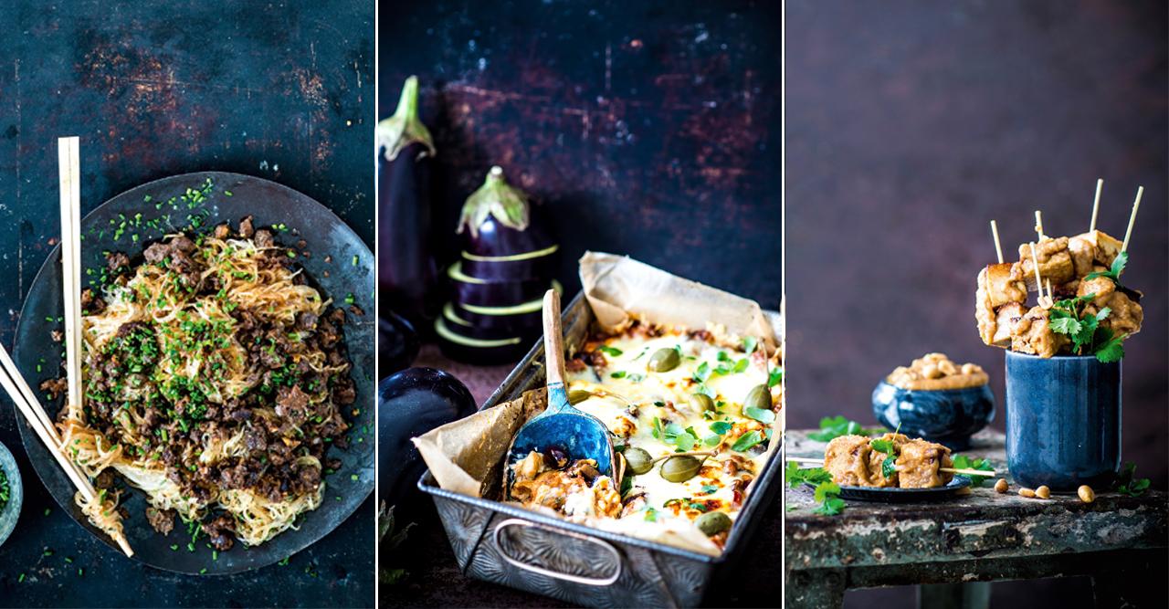 6 vegetariska recept från hela världen