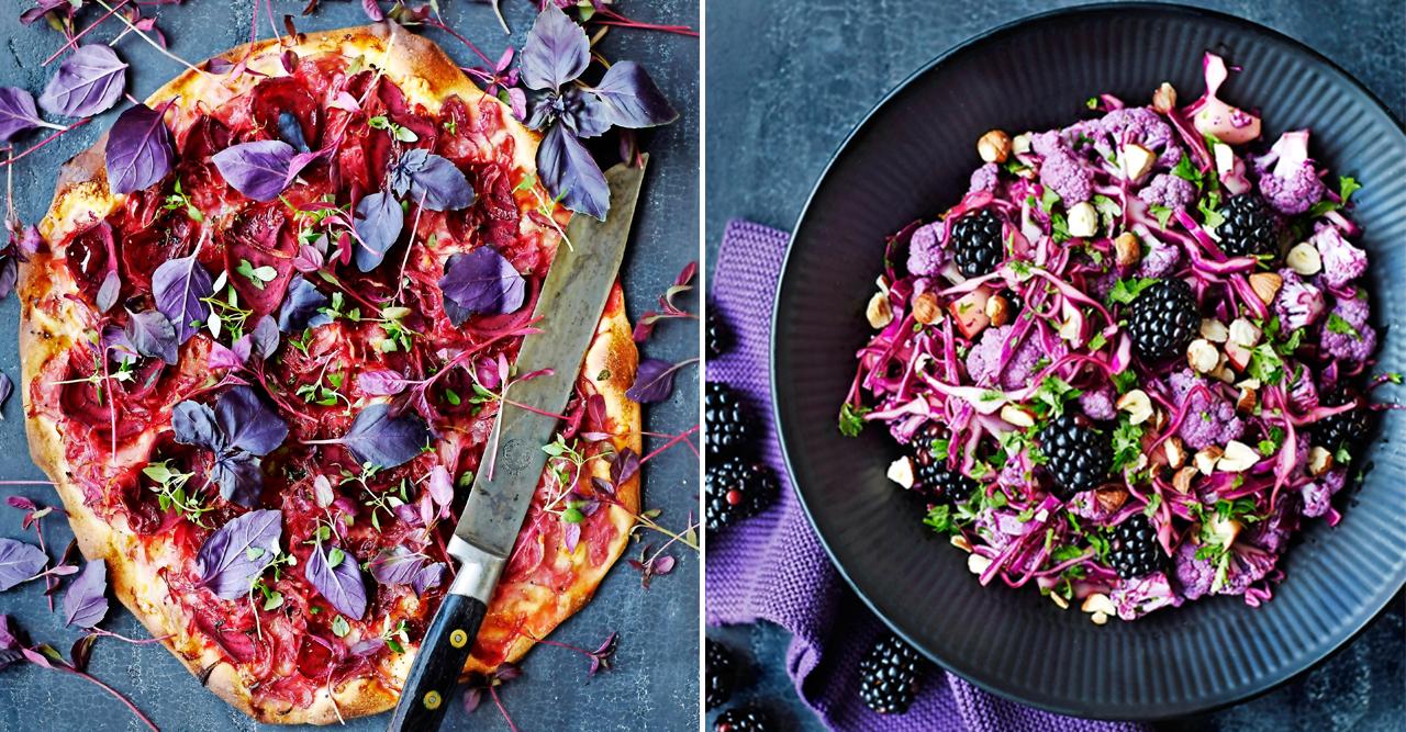 Recept på 3 vegetariska rätter med lyxkänsla