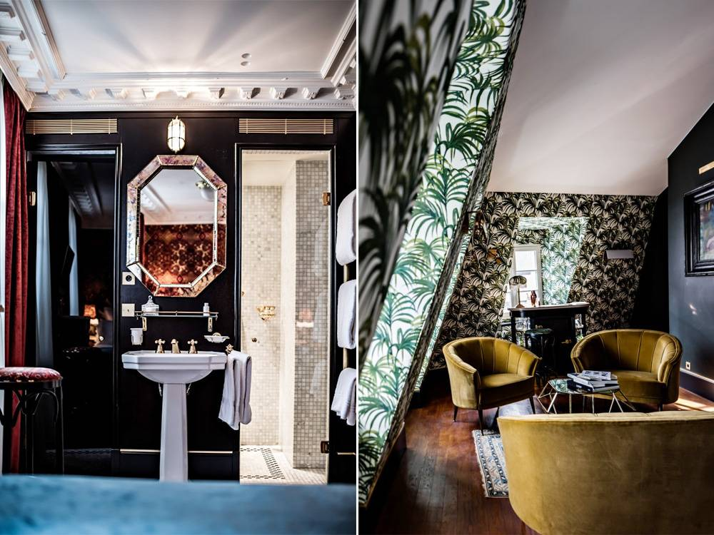 Hotel Providence i Paris